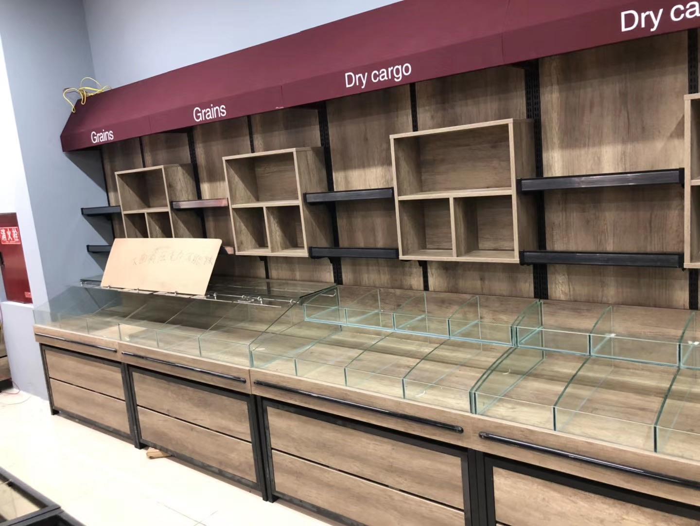 木质散货杂粮柜等